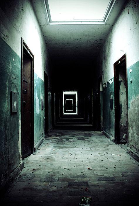 Dark Room Drawing