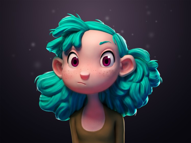 julien-kaspar-12-16-turquoise-haired-girl
