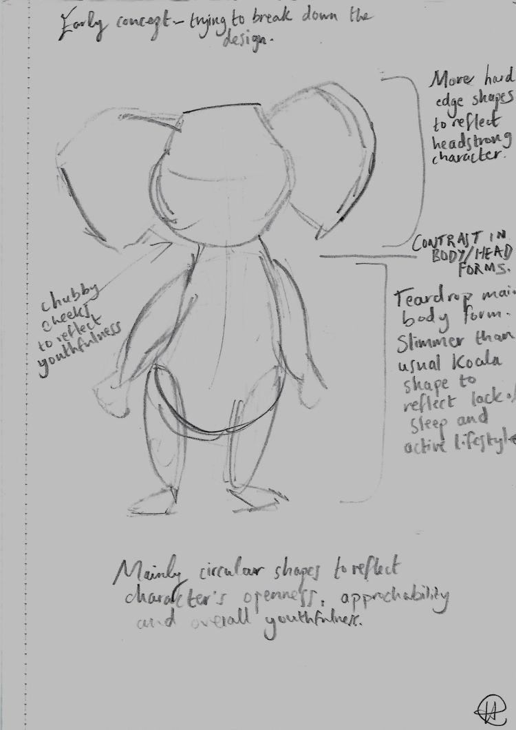 KOALA - early concept 1